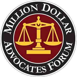 Michael Brandner Million Dollar Advocates Forum